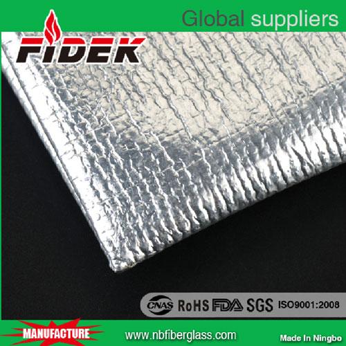 FD-EG105AL Fiberglasgewebe beschichtetes Aluminium