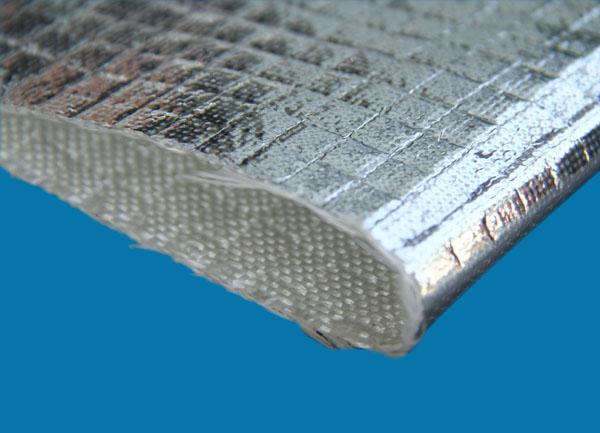 FD077 Fiberglass Coated Aluminum Foil